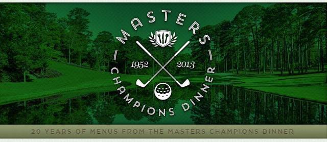 Apr9_Masters Diinner