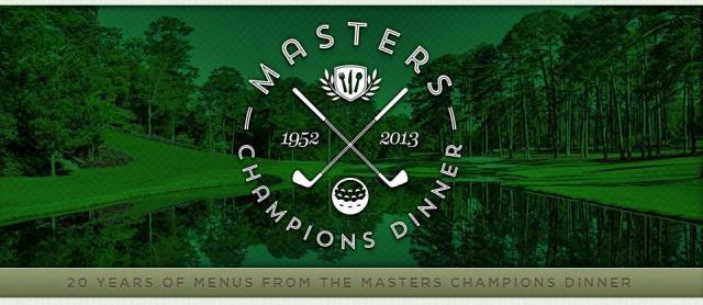 Apr9_Masters Diinner