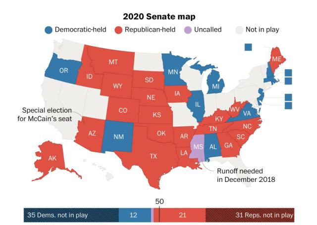 senate map_2020