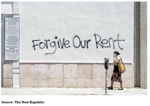 Forgive Rent